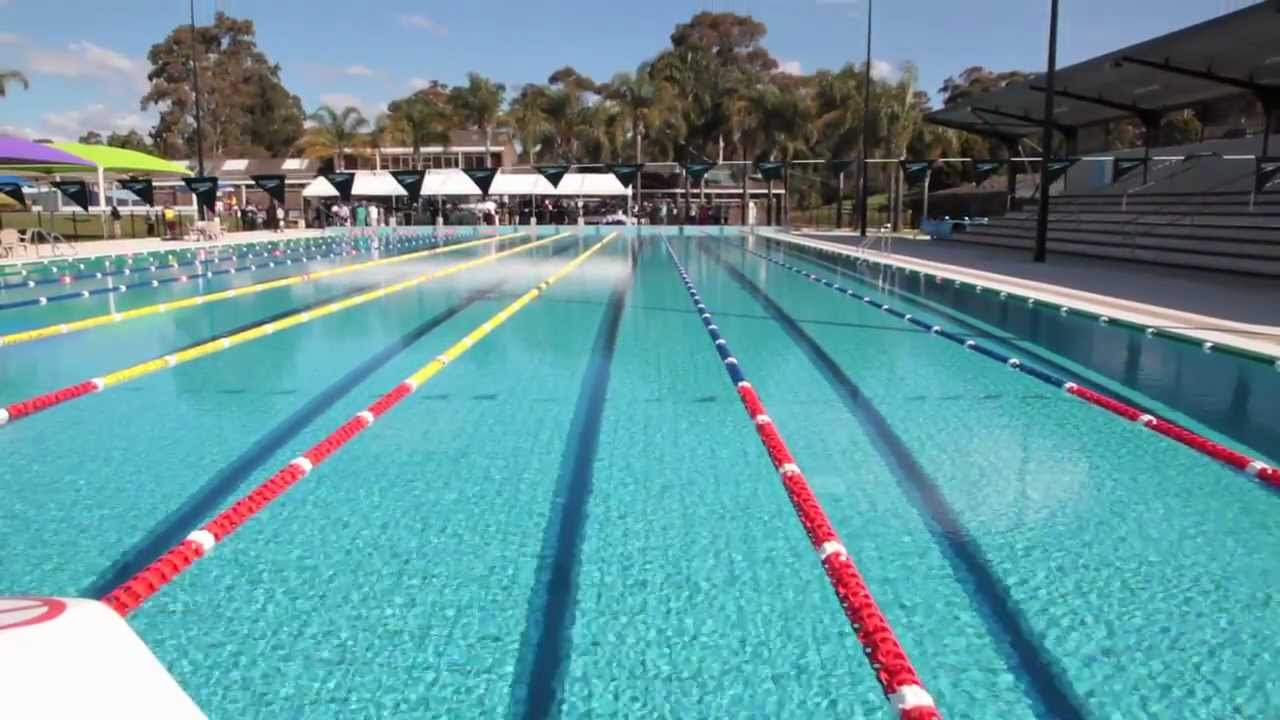 campbelltown swimming facilities youtube