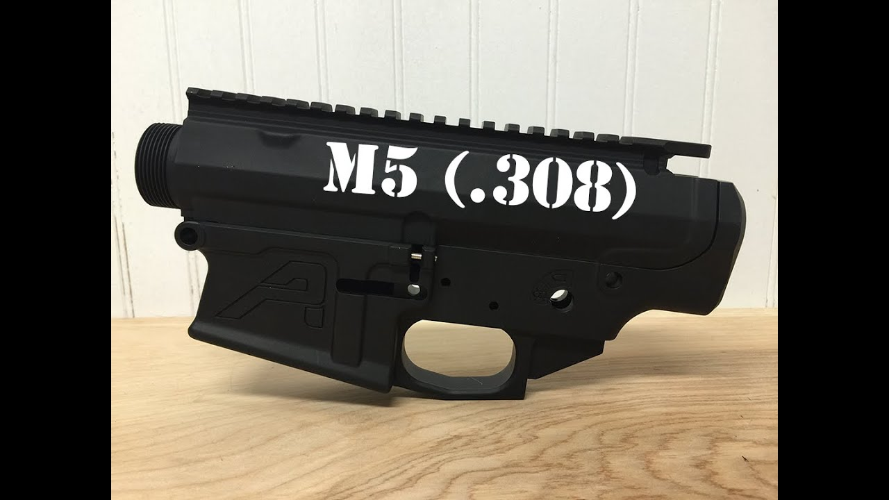 Aero Precision M5 ( 308) Upper and Lower Receiver Review