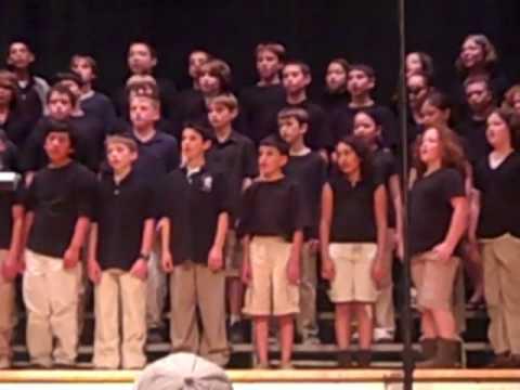 Ubi Caritas by Jamestown School Chorus