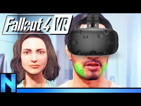 Why FALLOUT In VR Is Hilarious! |