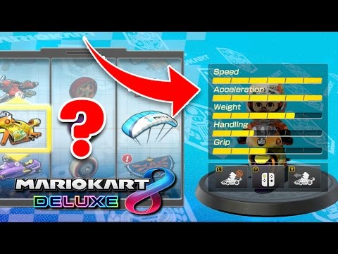 FASTEST KART + BIKE in Mario Kart 8 Deluxe!! WIN EVERY TIME Using this Combination!