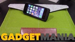 Чехол-зарядка для iphone 5/5s , чехол для ноутбука - посылки из Китая(Теперь ВСЕ скидки и акции мы собрали специально для вас на нашем сайте, ВАМ осталось только выбрать - http://gadget..., 2015-12-10T12:00:01.000Z)