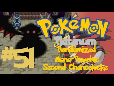 Pokemon Platinum Second Chancelocke Episode 51: Oh Snap, That Scared Me A Little Bit