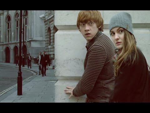 Где снимали фильмы Гарри Поттер?