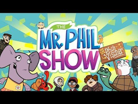 Mr. Phil Show With Phil Vischer   Season 2 Premiere   Full Episode   RightNow Media 2019