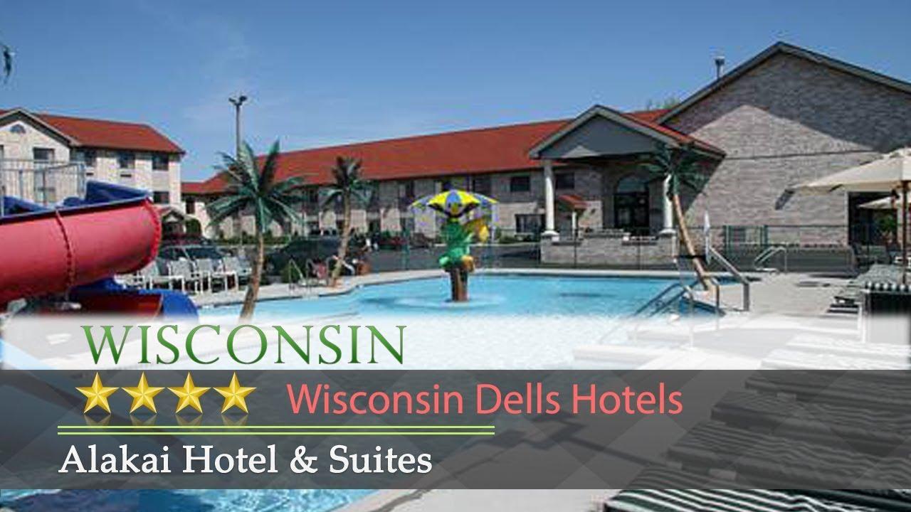 Alakai Hotel Suites Wisconsin Dells Hotels
