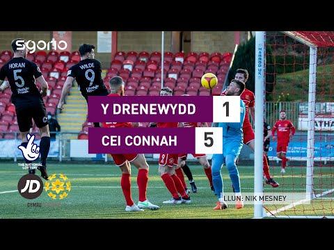 Newtown Connahs Q. Goals And Highlights