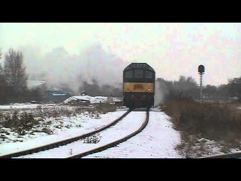 Great Central Railway (Nottingham) Santa Specials featuring 3717