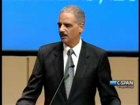 Attorney General Eric Holder on Targeted Killings of Americans Overseas