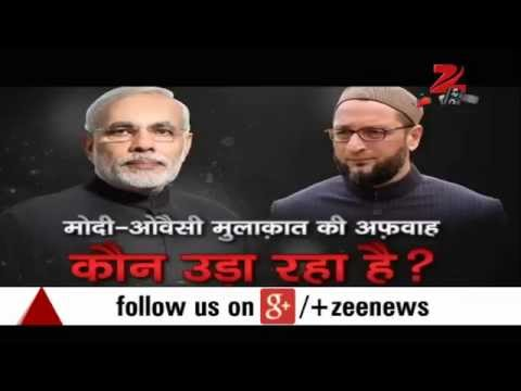 Panel discussion on rumours circulating PM Modi-Owaisi meet- Part II