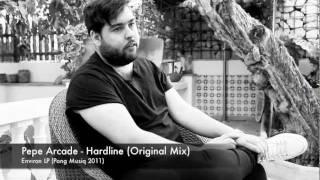 Pepe Arcade - Environ LP (Pong Musiq 2011) Entrevista / Interview