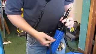 Clean Storm Vacu Whip Air Duct Cleaning Attachment Overview