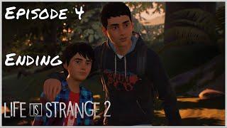 Life is Strange Episode 4 Faith | Ending