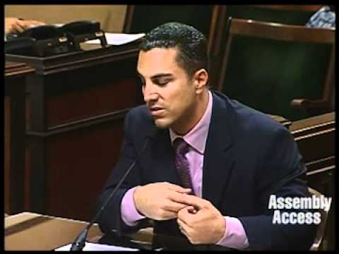 Assemblyman Mike Gatto Video: Preventing Pension Abuse video