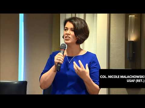 MOTIVATIONAL SPEAKER NICOLE MALACHOWSKI – Challenging Assumptions