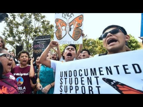 Targeting Immigrant Children, Jeff Sessions Announces End of DACA