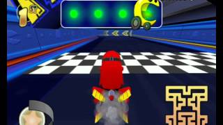 Pac-Man World Rally {PC Version} Playthrough-Part 11-Classic Cup{Hard Mode}.wmv