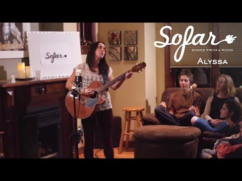 Alyssa Jean Klazek - You Gotta Save Yourself | Sofar Victoria, B.C