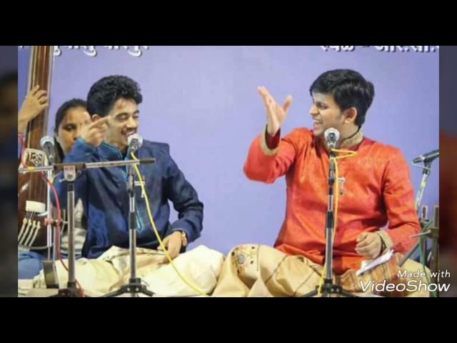 Aditya modak and gandhar deshpande live raga nat bhairav part 3 of 3