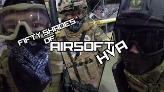 DireWolf Airsoft - Hudson Valley Airsoft - 50 Shades Of Airsoft