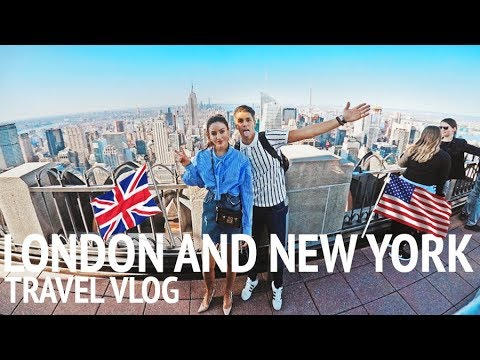 TANDEM SE VRATIO | LONDON AND NEW YORK TRAVEL VLOG | DUSAN PETROVIC