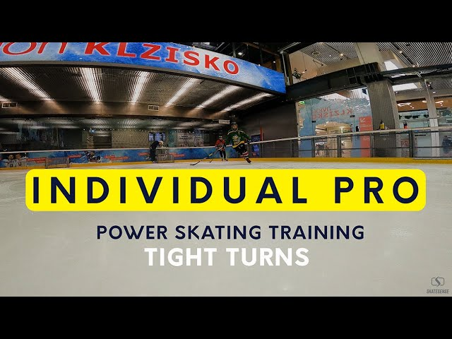Hockey Tight Turns   Power Skating Training