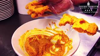 Spicy Fish Tikka Recipe   Indigo Heights Hotel