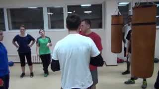 Школа бокса Кузнецова. Начальная группа. Бокс для новичков.