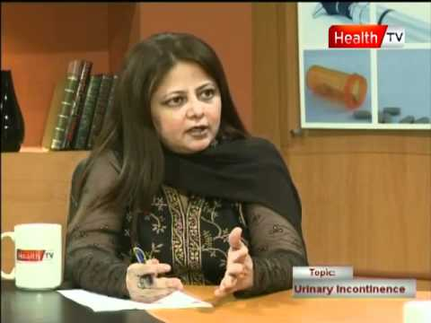 ''Clinic Online'' Topic :  URINARY INCONTINENCE  Part - 1 ( 08 DEC 11 ) Health Tv.mp4