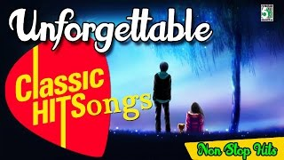 Unforgettable classic hit songs | non stop hits | love songs