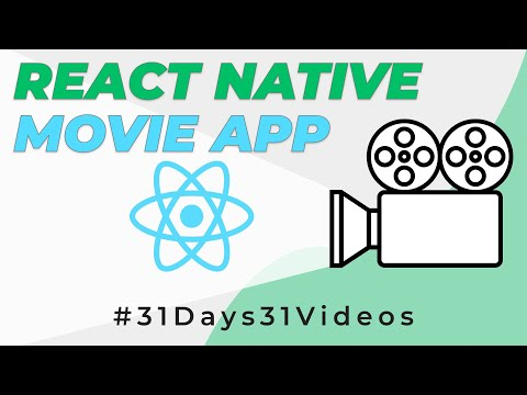 Code A Movie APP In React Native | React Native Tutorial For Beginners