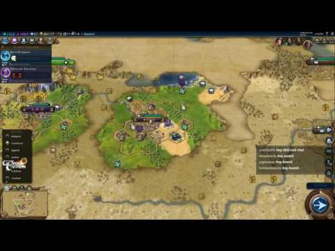 Skid plays Civilization VI Episode 002: Wherever I May Rome
