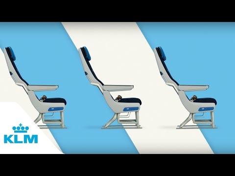 KLM - Relax in Economy Comfort