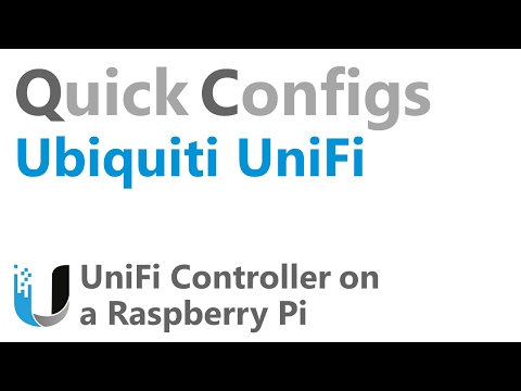 QC Ubiquiti UniFi - UniFi Controller on a Raspberry Pi