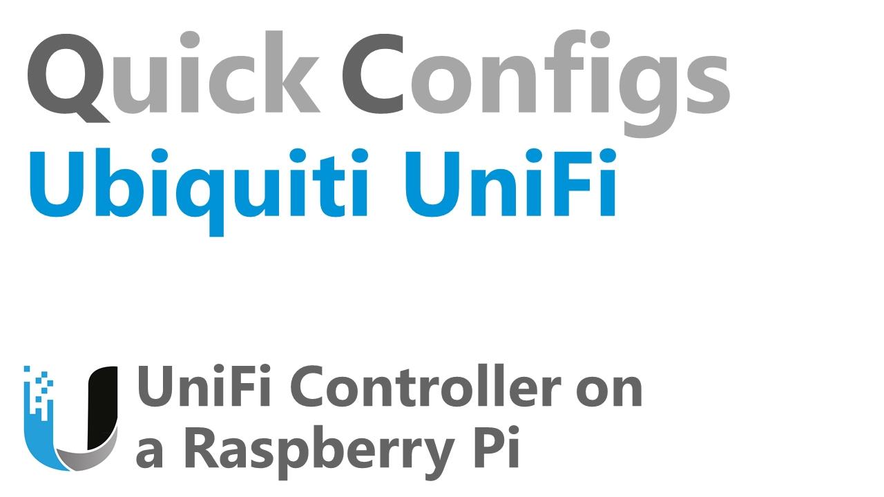 QC Ubiquiti UniFi - UniFi Controller on a Raspberry Pi (Ubuntu)