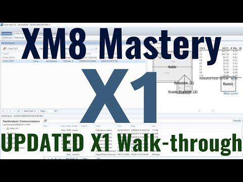 Updated X1 Walkthrough - XM8 Mastery