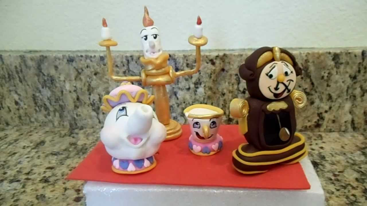 beauty and the beast cake topper and the beast friends cake topper 1622