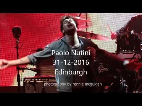 Paolo Nutini, Coming Up Easy, 31-12-2016, Edinburgh.
