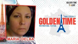 Golden Time Distant Festival | 17 Season | Maria Delba | GTPS-1701-1188