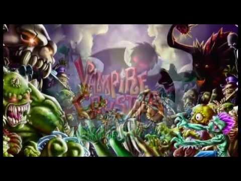 Vampire Crystals -Zombie Revenge-