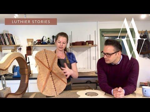 Turnstone Guitars Preparing For Woodstock 2018 - Michael Watts - Luthier Stories