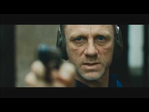 Skyfall   James Bond 007   karaoke instrumental video Nutka Cafe