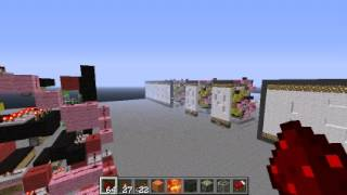 Minecraft:Redstone Digital Clock