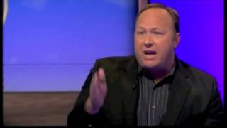 Alex Jones V Andrew Neil (BBC Prick)