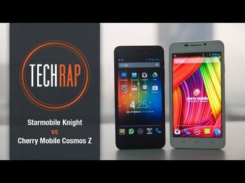 TechRap Camera Shootout: Starmobile Knight vs Cherry Mobile Cosmos Z