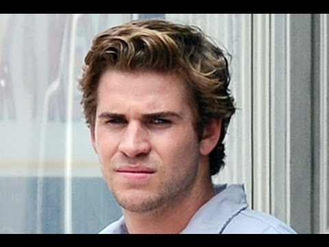 Liam Hemsworth Upset By NIck Jonas Miley Cyrus Song - Wedding Bells