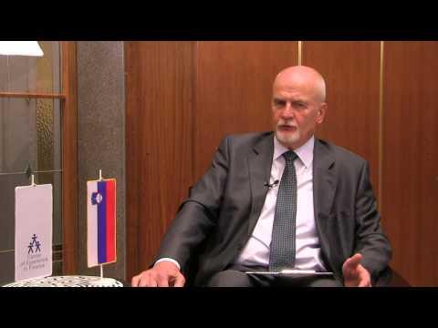 Interview with former CEF Advisory Board Chair Mr. Mitja Strukelj