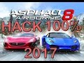 ASPHALT 8 : AIRBORNE HACK 2017 - Get Unlimited Money,Credits& Stars in Android/IOS