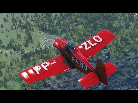 Outerra Anteworld - [Release] ClassicWings Corby Starlet CJ-1