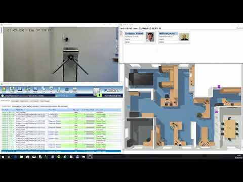 Borer FUSION Access Control Software - Borer Data Systems Ltd